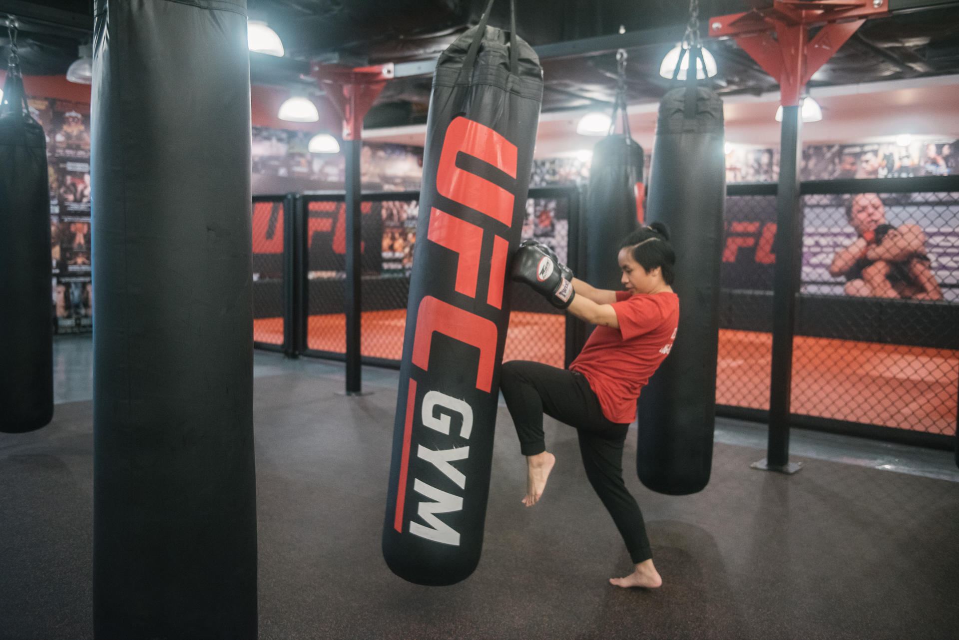 UFC Gym, UP Town Center, Diliman, Quezon City | Booky