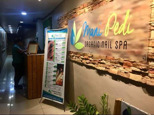 Mani Pedi Organic Nail Spa, Aguirre Ave, BF Homes, Parañaque