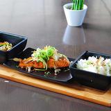 Pan-Seared Salmon with Mishima Mix