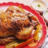Peruvian Spiced Roasted Chicken