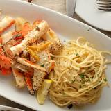 Roasted Alaskan King Crab Legs