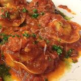 Eggplant Tortellini