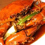 Szechuan Crab