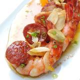 Chorizo & Gambas